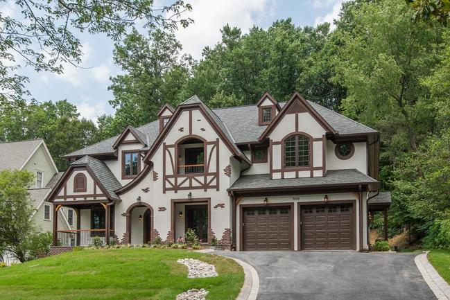 luxury home in Bethesda, MD