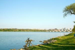 the potomac river and washington dc